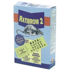 Cebo raticida fresco ratibrom-2 200 grms