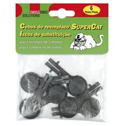 Cebo para trampa ratones (b. 6 pzas.)