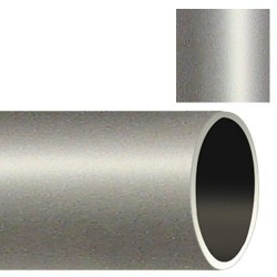 Barra zirconio 20mmx3,0 mt. niquel mate