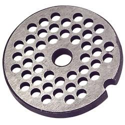 Placa m/carne elma nº10/10 mm.