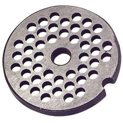Placa m/carne elma nº10/12 mm.