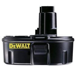 Bateria dewalt 18,0 v.-2,4 a/h. de-9096