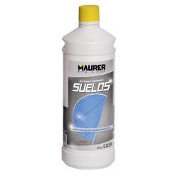 Detergente prof.suelos maurer 1lt