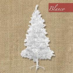 Arbol de navidad blanco 180cm