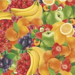Mantel hule rollo 140cmx20m frutas