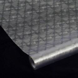Lamina adhesiv trans geometrico 45cmx20m