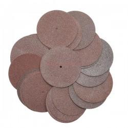 Recambios Discos de corte de corindón aglomerado 38 mm