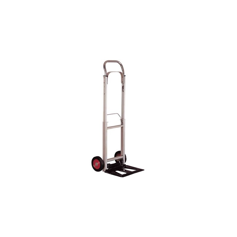 Carretilla plegable aluminio rueda maciza - Carretilla plegable aluminio ...