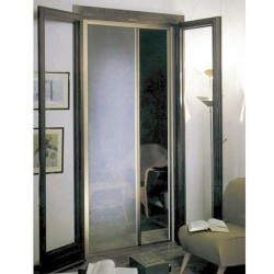 Mosquitera kit bronce puerta lat.250x140