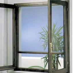 Mosquitera kit blanco ventana 160x140