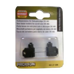 Fijadores de hoja para Proxxon DS 460