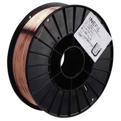 Hilo soldar 0,6 mm. (bobina de 5,0 kg.)