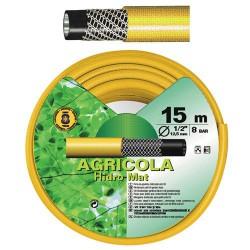 Tubo amarillo hidro-mat 19 mm.   ro.50mt