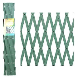 Celosia pvc verde  3x1
