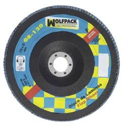 Disco laminas wolfpack circo.178x22 g 40