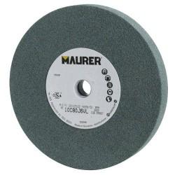 Muela maurer carb/silic.200x25x20 gr.80