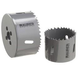 Corona de sierra maurer bimetal  37mm.