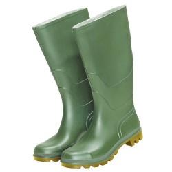 Botas goma altas verdes num.39 (par)