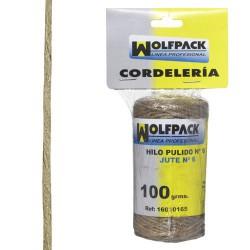 Cuerda hilo pulido nº 6   (bobina 100gr)