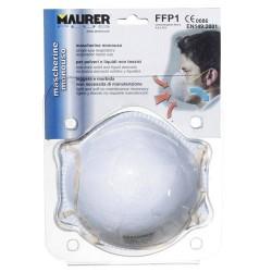 Mascarilla maurer ffp1s   (blister 5pz)