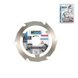 Disco mat/plasticos maurer   115 mm.