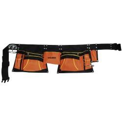 Bolsa encof.nylon doble maurer c/cinturo