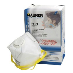 Mascarilla maurer pleg.ffp1.c/val.(c10)