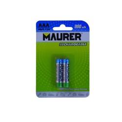 Pila maurer recargable hr-3 (bl 2pcs)