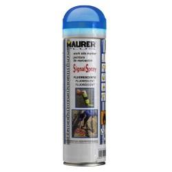 Spray maurer trazador azul fluorescente
