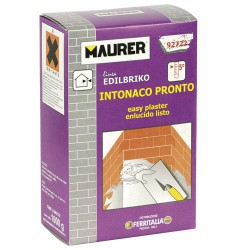 Edil enlucido rapido maurer (caja 1k)