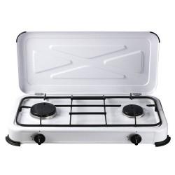 Cocina gas papillon 2 fuegos