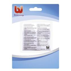 Pisc.kit parches p/repar.extraf.(bl.10p)