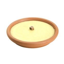 Vela antimosquit citron terr 14cm/120 gr