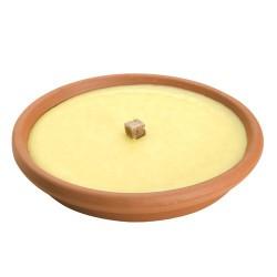 Vela antimosquit citron terr 16cm/190 gr