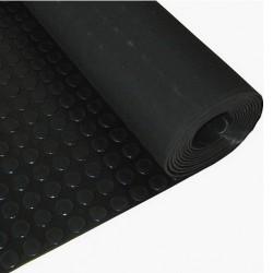 Pavimento circulos 1,20x10mt. 3mm. negro