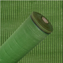 Malla sombreo 3,0mt. verde ro.100mt.