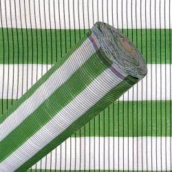 Malla sombreo 3,0mt. ver/bla ro.100mt.