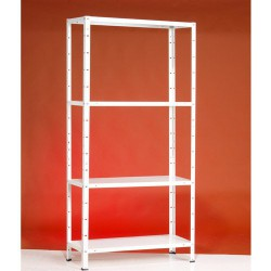 Modulo estanteria oryx 75x30x150 (4 ba)