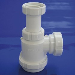 Sifon botella ext. t-4-m  1 1/2  mini