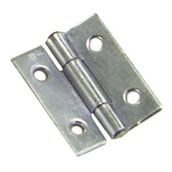Bisagra 5005 zincada         1-3/4