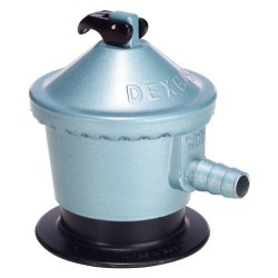 Regulador gas  (50 grms./cm2)