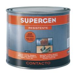 Pegamento supergen clasico 250 ml.
