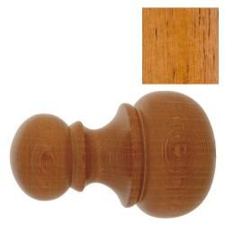 "Terminal madera ""chyc"" 20x68mm teca"