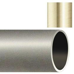 Barra zirconio 28mmx2,0 mt. bronce viejo