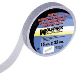 Cinta antidesli. tra.wolfpack.15mt.x25mm