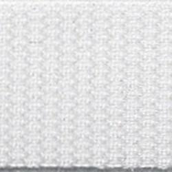 Cinta gancho sin adhesivo blanca ro.25mt