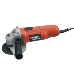 Amoladora black- decker 710w. cd-115qs