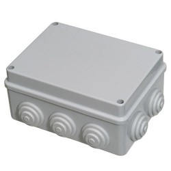 Caja estanca superfic c/torn 150x110x70