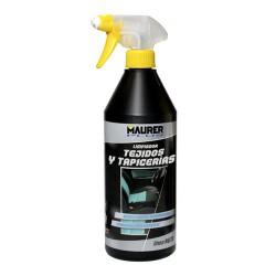 Limpiador auto tejidos y tapic 750 ml.