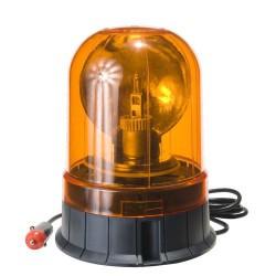 Baliza rotatoria magn/ator 18cm/12vambar